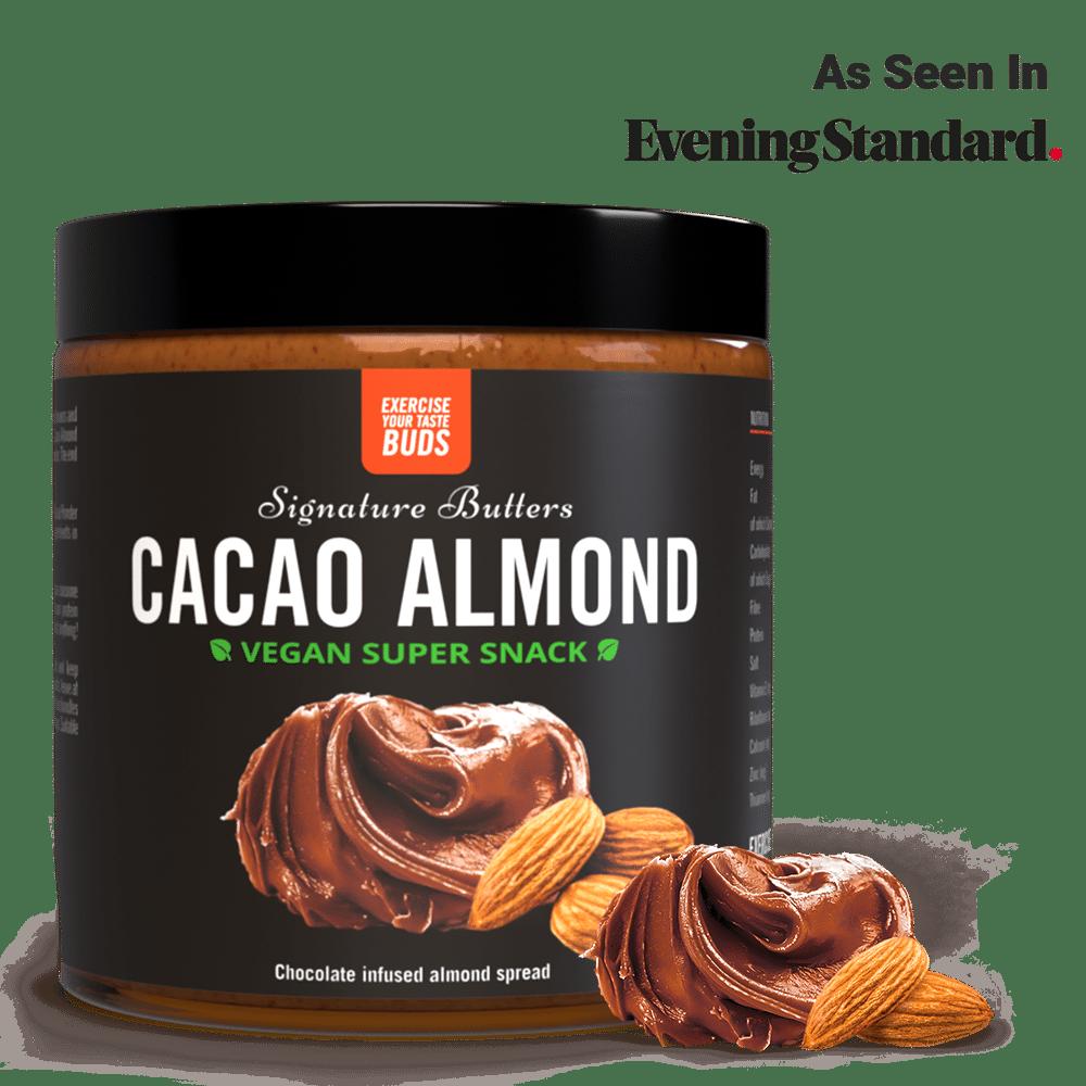 Burro Di Mandorle Al Cacao