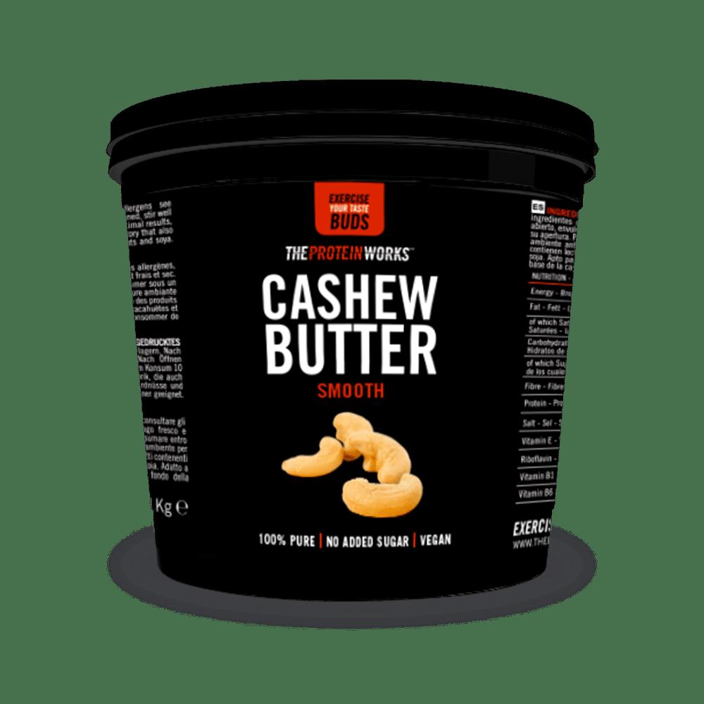 Cashewnøddesmør