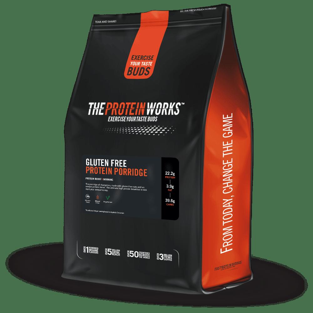 Porridge Proteico