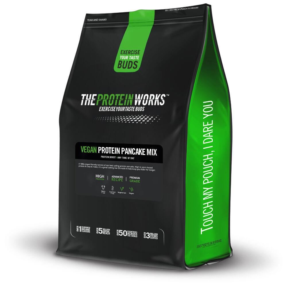 Vegan Protein Pancake Mix