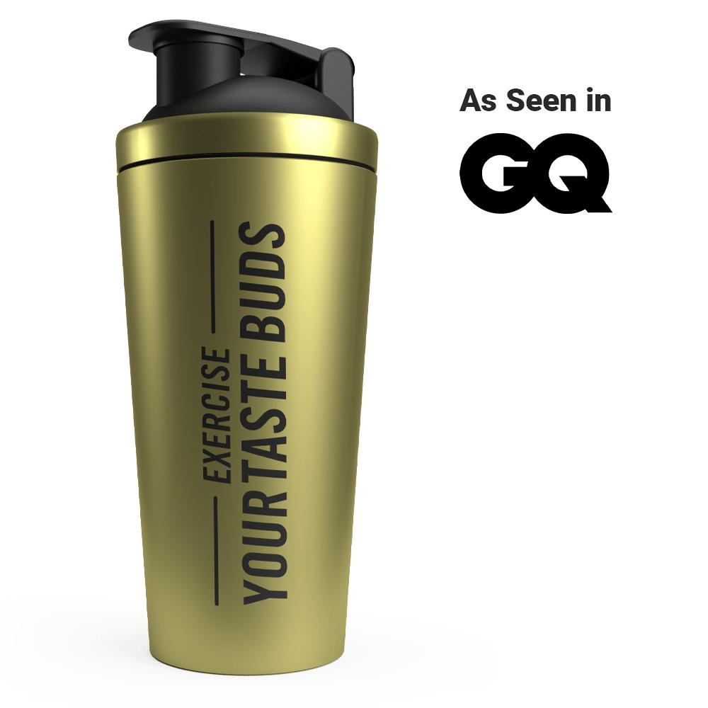 TPW™ Black 'n' Gold Shaker