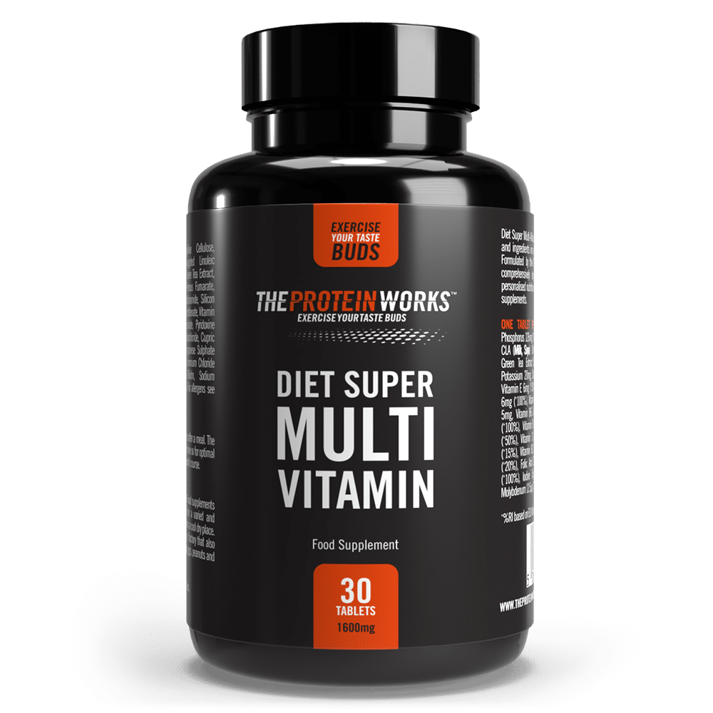 Diet Super Multi-Vitamin