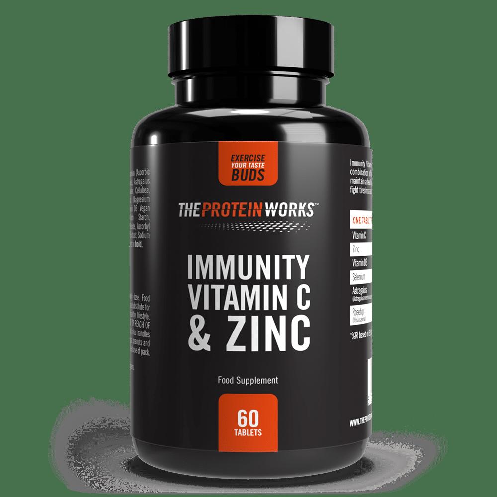 Immunity Vitamin C and Zinc
