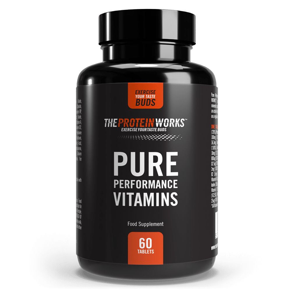 Pure Performance Vitamins