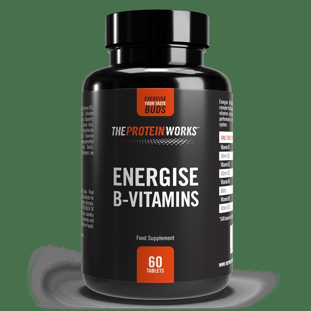 Energise B-vitamins