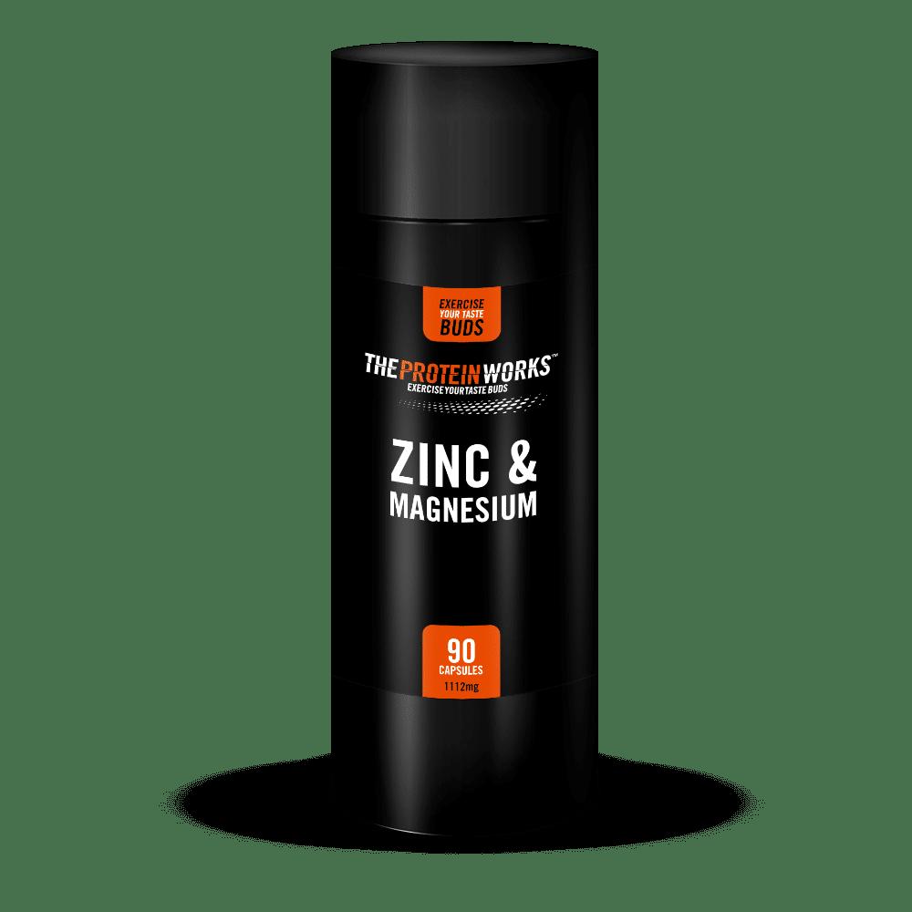 Zink Og Magnesium