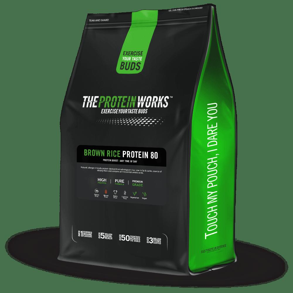 Brunt Ris-Protein 80