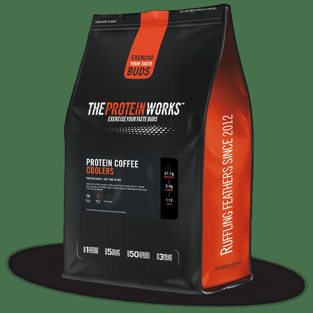 Kalla Proteinkaffedrycker