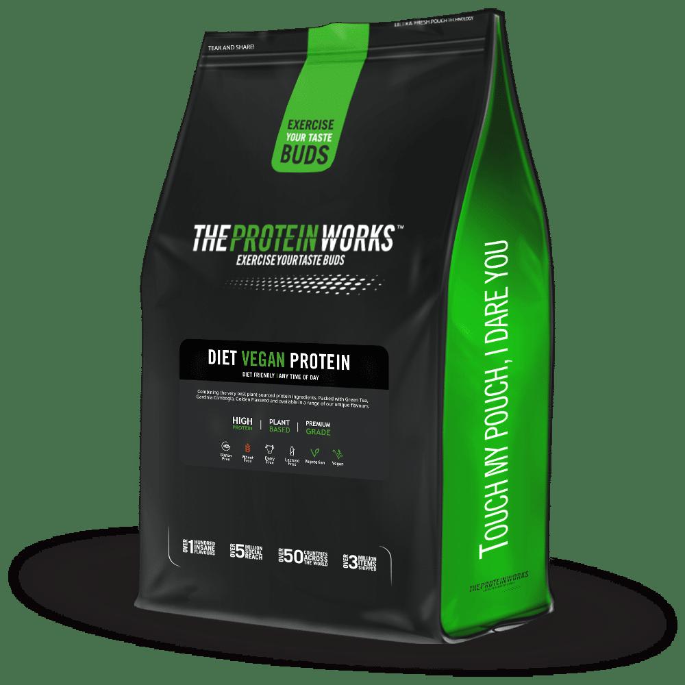 Proteina Dietetica Vegana