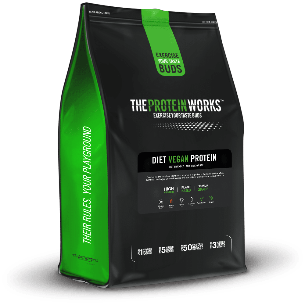 Diet Vegan Protein