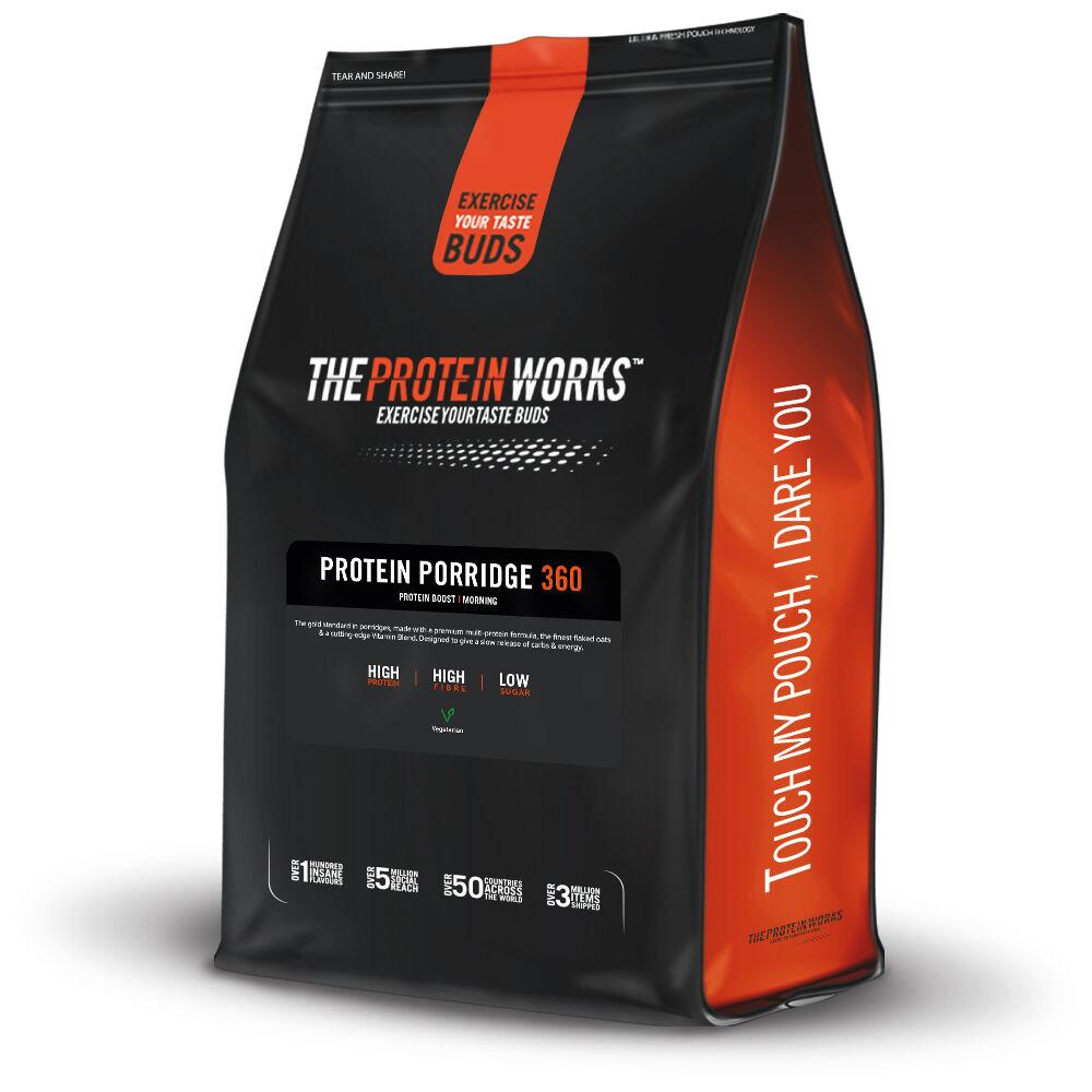 Protein Porridge 360