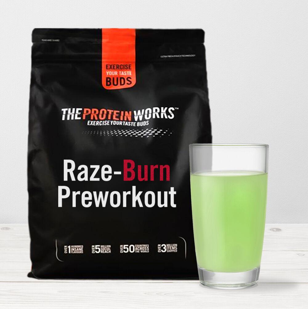 Raze-Burn™ Preworkout