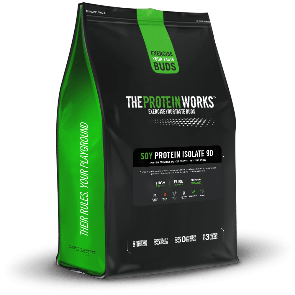 Soy Protein 90 (Isolat)