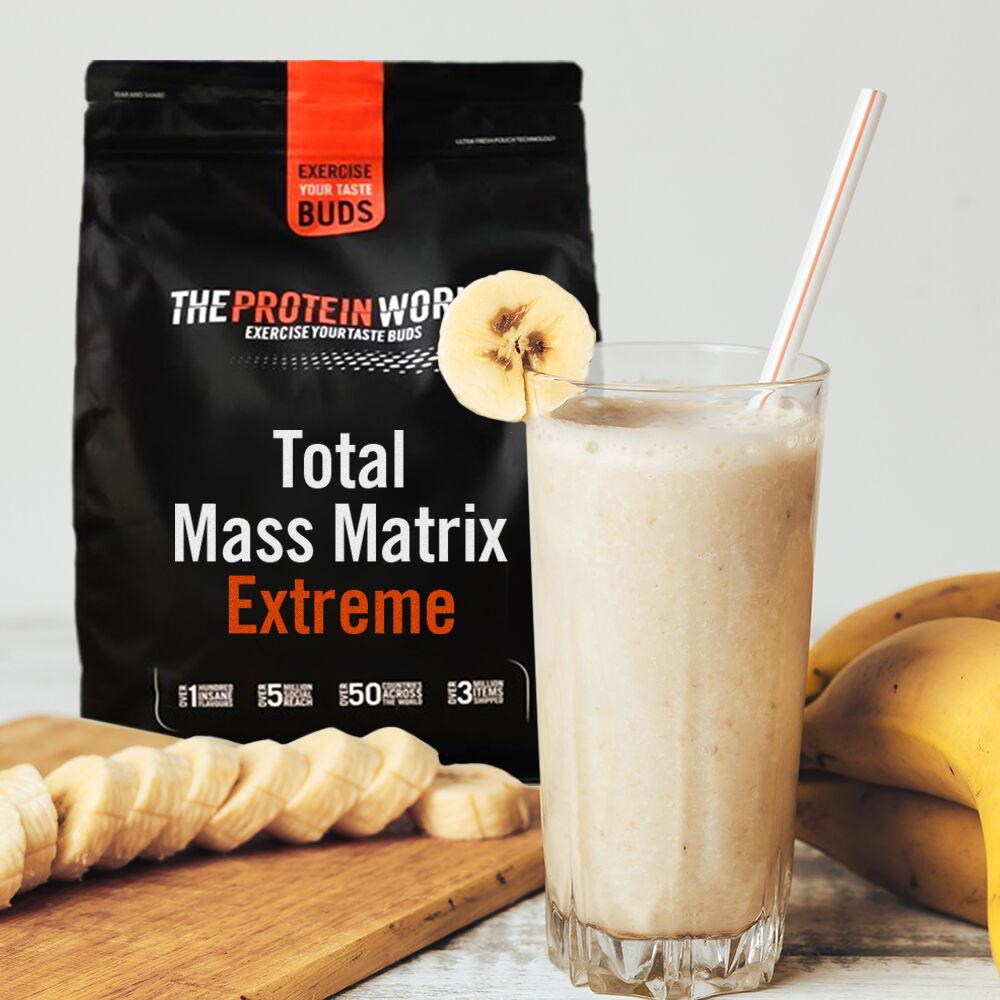 Total Mass Matrix Extreme