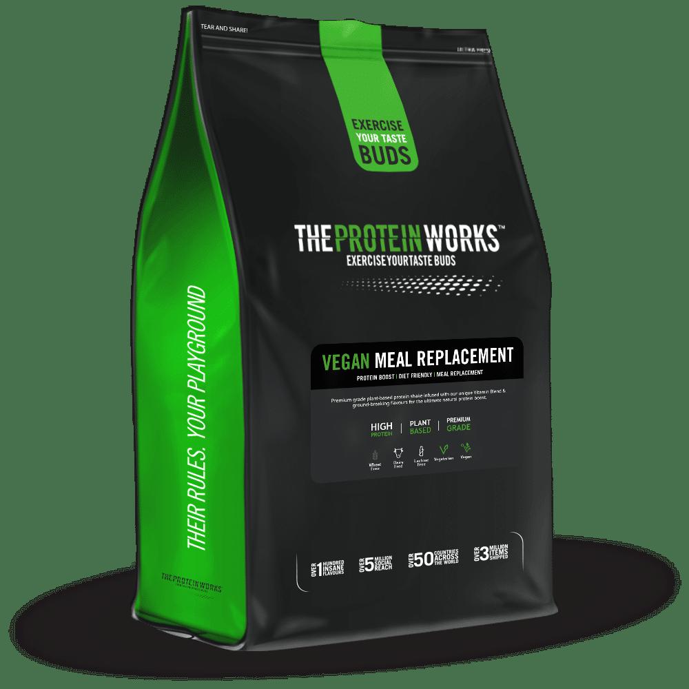 Vegan Meal Replacement, Vanilla, 2kg