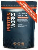 Diet Whey Isolate 97 Now With AMINOGEN®