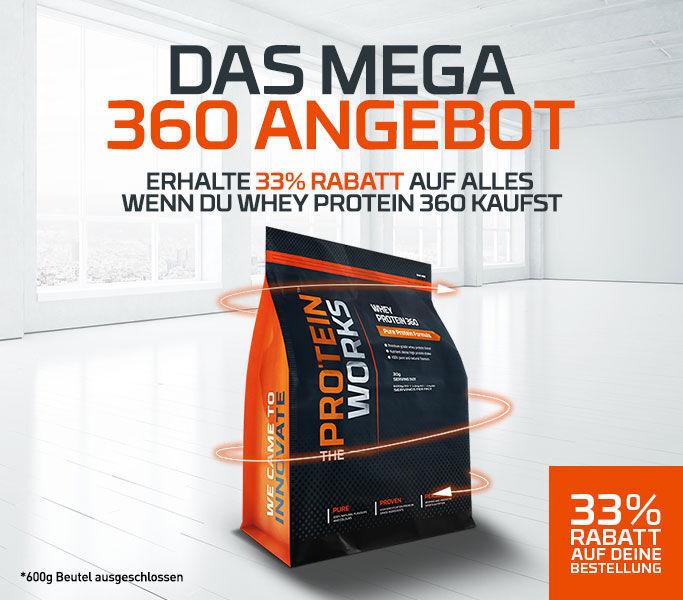 Whey Protein 360